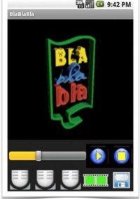 Обложка Bla bla