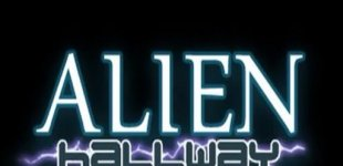 Alien Hallway. Видео #1