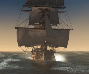 Утекший скриншот Assassin's Creed Origins подтвердил наличие кораблей