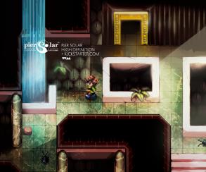 Ремейк ролевой игры с Mega Drive покрасовался на новом видео
