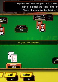 Обложка Poker for Dummies Featuring Texas Hold'Em