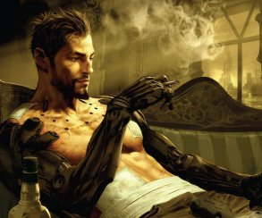 Квартира Адама Дженсена в Deus Ex: Mankind Divided выглядит как притон