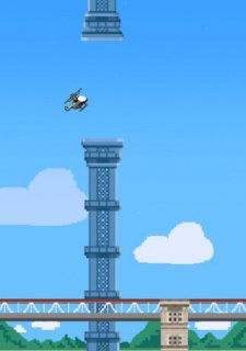 Flappy Helicopter: Impossible Side-Scroller