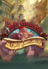Обложка Duke Grabowski, Mighty Swashbuckler!