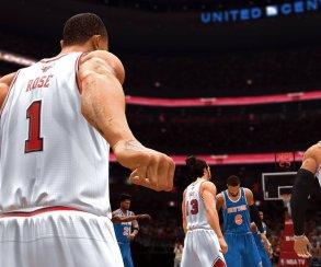 Национальная баскетбольная ассоциация рассчитывает на NBA Live