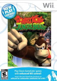 Обложка New Play Control!: Donkey Kong Jungle Beat