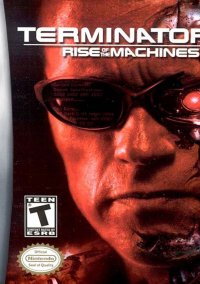 Обложка Terminator 3: Rise of the Machines