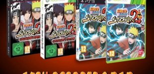 Naruto Shippuden: Ultimate Ninja Storm 2. Видео #3