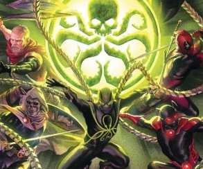 Новое задание Мстителей Гидры закончилось массовой резней