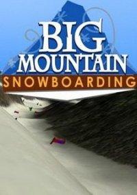 Обложка Big Mountain Snowboarding