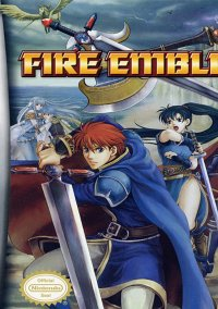 Обложка Fire Emblem