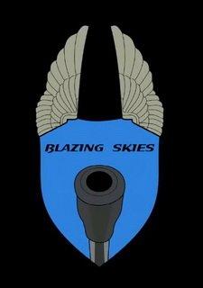 Blazing Skies