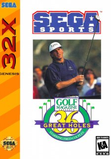 Golf Magazine: 36 Great Holes Starring Fred Couples