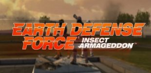 Earth Defense Force: Insect Armageddon. Видео #4