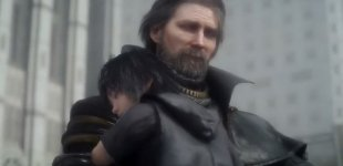 Final Fantasy XV. Трейлер с Gamescom 2015