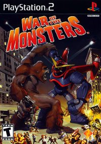 Обложка War of the Monsters