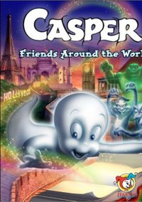 Обложка Casper: Friends Around the World