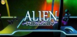 Alien Hallway. Видео #2