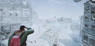 Impact Winter. Геймплейный трейлер