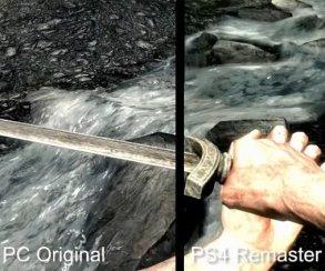 Ремастер Skyrim наPS4 против оригинала наPC— где лучше графика?