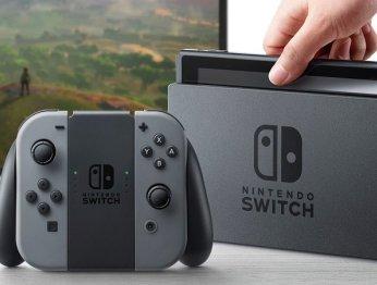 Nintendo Switch сможет запускать игры сGameCube
