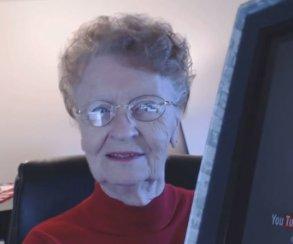 80-летняя летсплеерша посвятила свое 300-е видео ремастеру Skyrim