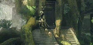 NieR: Automata. Первый геймплейный трейлер