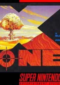 Обложка X Zone