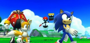 Sonic: Lost World. Релизный трейлер
