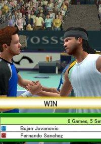 Обложка Virtua Tennis Challenge