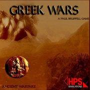 Обложка ANCIENT WARFARE: GREEK WARS