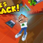 Скриншот Super Falling Fred – Изображение 4