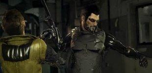 Deus Ex: Mankind Divided. Демонстрация возможностей главного героя