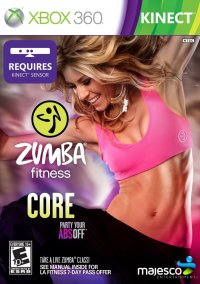 Обложка Zumba Fitness Core