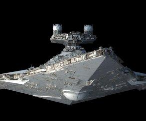 Эти потрясающие арты кораблей изStar Wars идеальны для рабочего стола