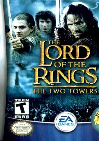 Обложка Lord of the Rings 2: The Two Towers