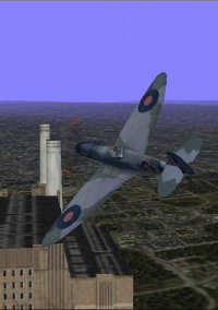 Обложка Microsoft Combat Flight Simulator: WWII Europe Series
