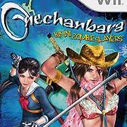 Обложка Onechanbara: Bikini Samurai Squad