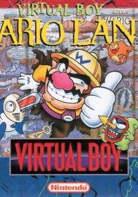 Обложка Virtual Boy Wario Land