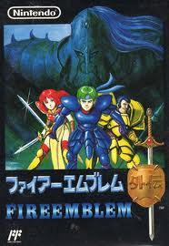 Обложка Fire Emblem Gaiden
