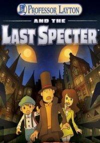 Professor Layton and the Spectre's Call – фото обложки игры