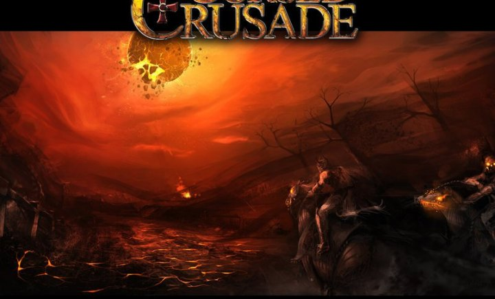The Cursed Crusade - Gameplay Trailer [RUS]