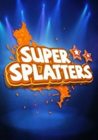 Обложка Super Splatters