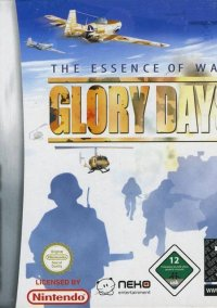 Обложка Glory Days