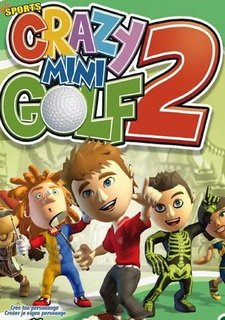 Kidz Sports: Crazy Mini Golf 2