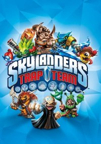 Обложка Skylanders Trap Team