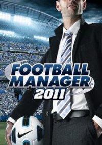 Обложка Football Manager 2011
