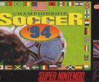 Обложка Championship Soccer '94