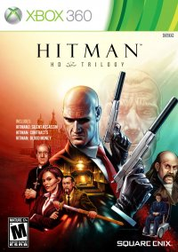 Обложка Hitman HD Trilogy
