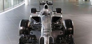 F1 2017. Трейлер болиды McLaren
